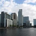 Daruk helyett toronyházak: a London Docklands