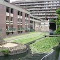 Régi rómaiak és mai angolok: Barbican Estate, London