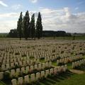 Akik nem felejtenek: a brit katonai temetők példája