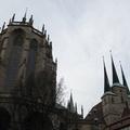 Faváz, gótika, Combino: Erfurt