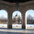 Barokk kert a nagyvárosban: München, Hofgarten