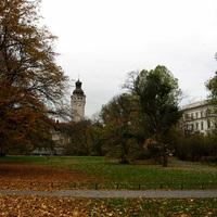 Lipcse zöld körútja: a Promenadenring