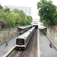 Vasút a városban: az egykori bécsi Stadtbahn