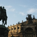Németország szalonja: Theaterplatz, Dresden