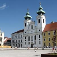 Barokk főtér új köntösben: Győr