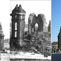 Rombolás, bontás és újjáépítés-Drezda hatvanöt éve 1945-2010