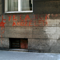 Komenista graffiti