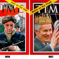 Man of the Year 1956; 1957