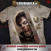 Nyerj Zombis pólót a YourWear.hu jóvoltából!