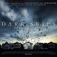 Dark Skies - új poszter és egy fél perces jelenet