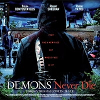 Demons Never Die poszter