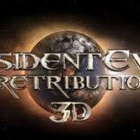 Resident Evil: Retribution 3D logó