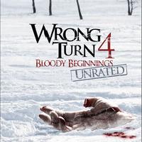 Wrong Turn 4. poszter