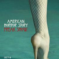 Nesze nekünk American Horror Story: Freakshow poszter