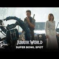 Jurassic World - Super Bowl előzetes