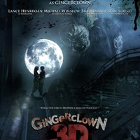 Gingerclown 3D új poszter