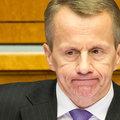 Lemondott az észt pénzügyminiszter