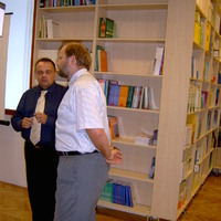 Író-olvasó találkozó Dr. Steklács János olvasáskutatóval
