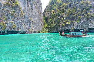 Phi Phi szigetek - ahol még Leonardo DiCaprio is megfordult