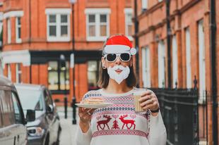 Mit esznek az angolok Karácsonykor?