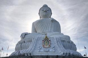 Az első napom Phuketen - kontraszt, Buddha meg stoppolások