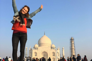 """""""Anya, Indiába megyek!"""" - interjú"""