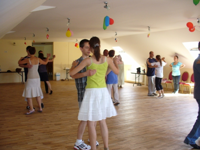 kezdő tánctanfolyam