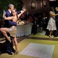 Obama tangó