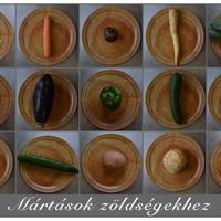 Zöldségmártogatós receptek