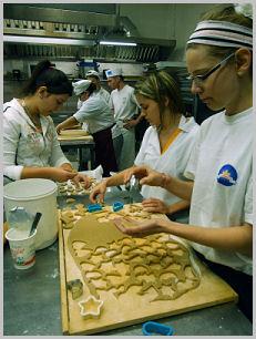 Mézes Zsámbék Szakiskola szakács