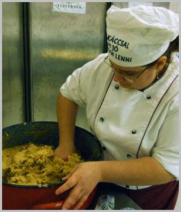 Mézeskalács Zsámbék Szakiskola szakács