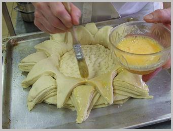 Sütemények kalács Zsámbék Szakiskola szakács