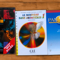 Francia kurzuskönyvek