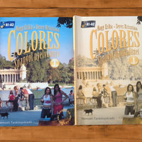 Colores (spanyol nyelvkönyv)