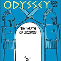 \READ\ Stickman Odyssey, Book 2: The Wrath Of Zozimos. GLANCE DETRAN Company military Radio