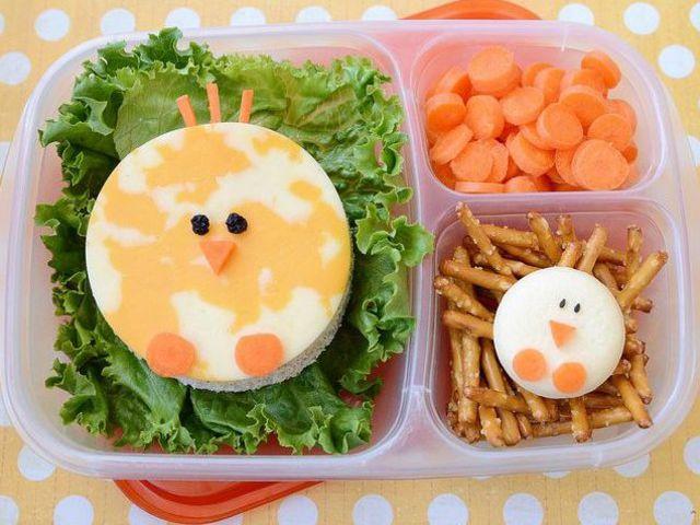 Mókás ételek a húsvéti asztalra, nem csak gyerekeknek!