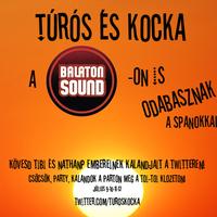 Kocka és Túrós a Balaton Soundon