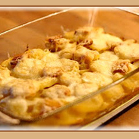 Fűszeres tepsiskrumpli