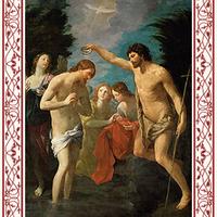 Június 24. Szent Iván, azaz Keresztelő Szent János napja