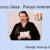 Boncz Géza: Párizsi történet