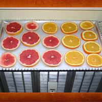 Aszalt narancskarikák házilag