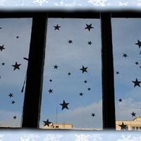 CsillagosÉg az ablakon