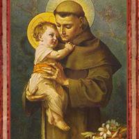 Június 13. Padovai Szent Antal napja