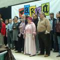 Demonstráció az Erőszakmentesség Világnapján