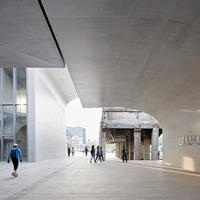 Long Museum West Bund, Sanghaj - Atelier Deshaus