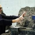 Zumthor: Cinkbánya-múzeum Norvégiában