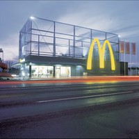 McDonalds, Maribor (azóta elbontva)