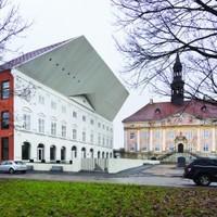 Narva, egyetemi épület