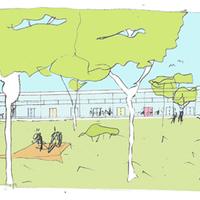 Peter Barber Architects - a grafikák ürügyén