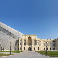 Hadtörténeti Múzeum Drezdában - Daniel Liebeskind